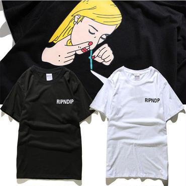 【TAKAHACI.STORE】RIPNDIP  リップンディップ  Tシャツ  トップス   プリント  rip-1079