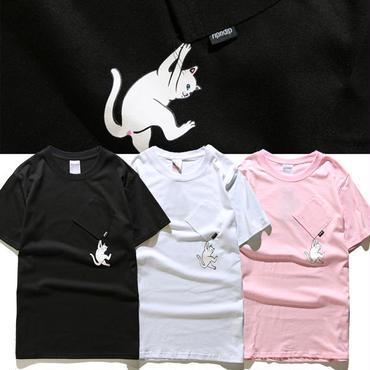 【TAKAHACI.STORE】RIPNDIP  リップンディップ  Tシャツ  半袖  メンズ  rip-1073