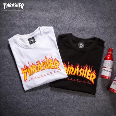【TAKAHACI.STORE】THRASHER  スラッシャー  Tシャツ  トップス   カジュアル  thra-8118