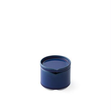 HASU瑠璃貫入蓋付重ね小鉢(THS207NB)