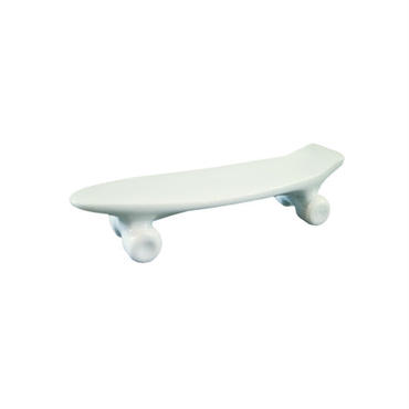 skate board chopstick rest (green)