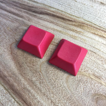 DSA PBT Keycap (2Piece/Red)