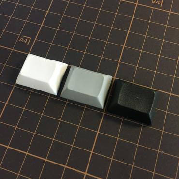 DSA PBT Keycap (1Piece/1.25U/3Color)