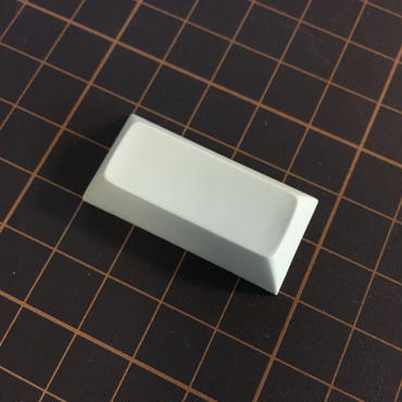 DSA PBT Keycap (1Piece/2U/OffWhite)