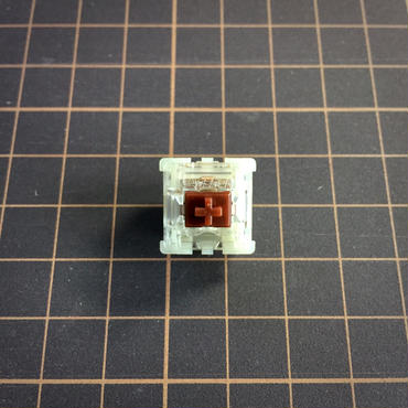 Gateron MX Silent Switch Brown 5Pin (5PCs)