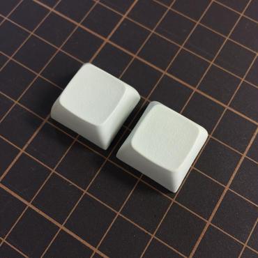 XDA Blank Keycap (2Pieces/OffWhite)