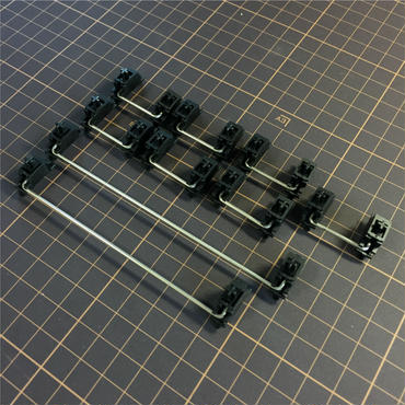 PCB Stabilizers Set  (104Kit/Black)