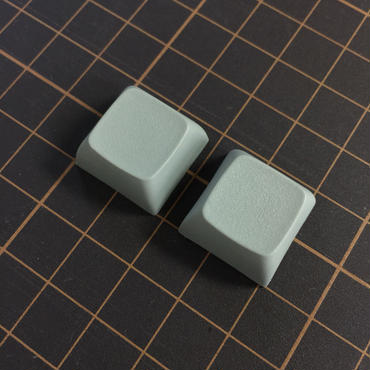 XDA Blank Keycap (2Pieces/Gray)