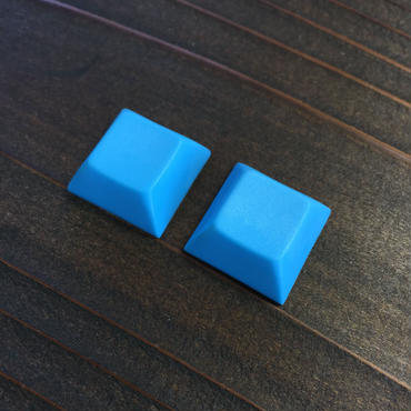 DSA PBT Keycap (2Piece/Blue)