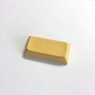 Signature Plastics DSA PBT Keycap (1Piece/2U/Yellow(YR))