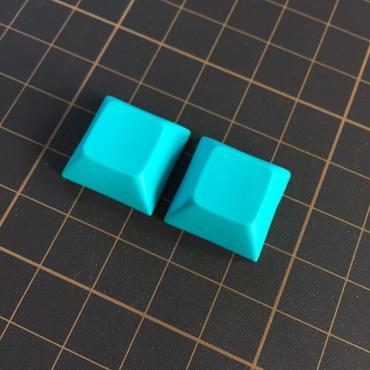 DSA PBT Keycap (2Piece/Turquoise)