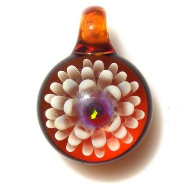 [MOM-09]mini opal mandara pendant