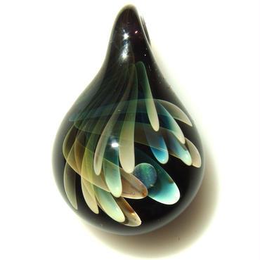 [MOF-98]mini flow opal pendant