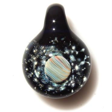 [UP-55]glasxy planet pendant