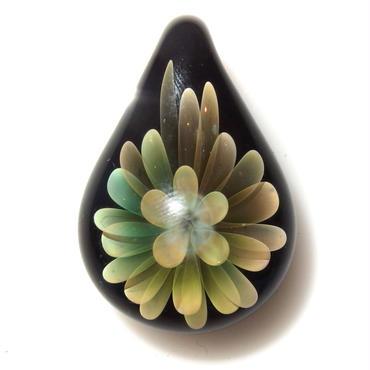 [MFN-77] mini spread flower pendant