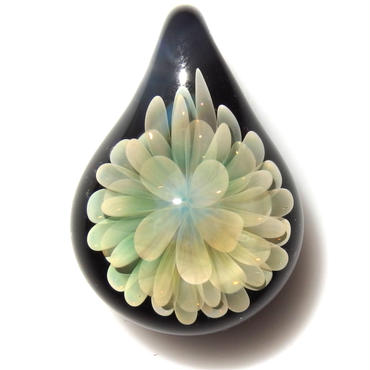 [FG-41] gradation flower pendant