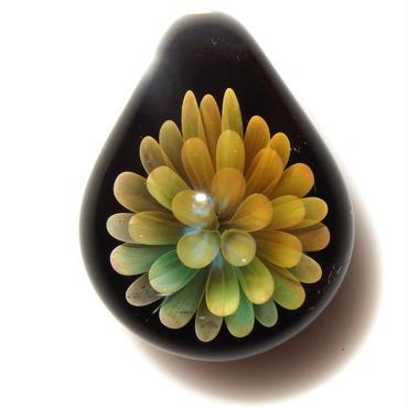 [FG-29]gradation flower pendant