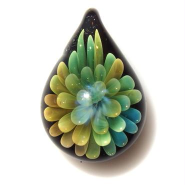 [MFN-87] mini spread flower pendant