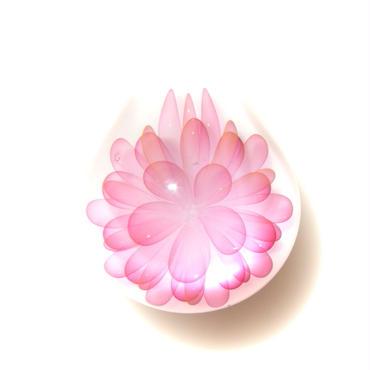 [MS-19] mini sakura pendant
