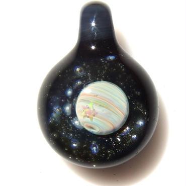 [USP-07]glasxy star planet pendant