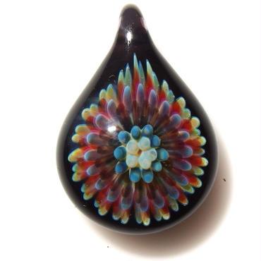 [MPF-32]mini poisonous flower pendant