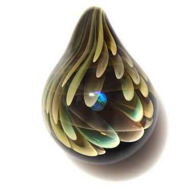 [MOF-41]mini flow opal pendant
