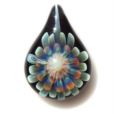 [MAF-20]mini flower pendant