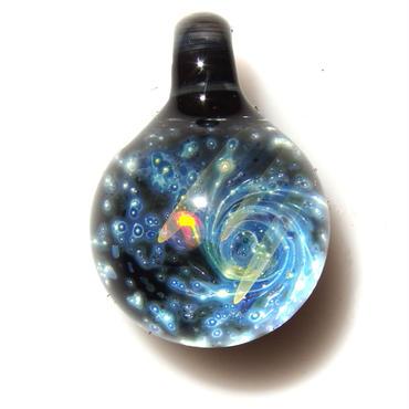 [URMP-40] meteor rainbow planet pendant
