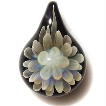 [FG-55] gradation flower pendant
