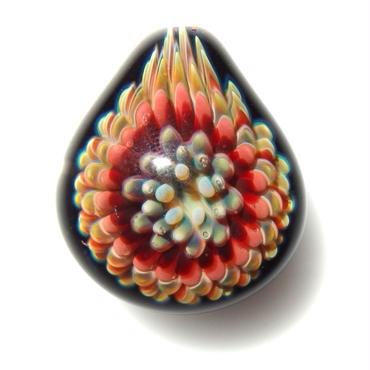 [MPF-20]mini poisonous flower pendant
