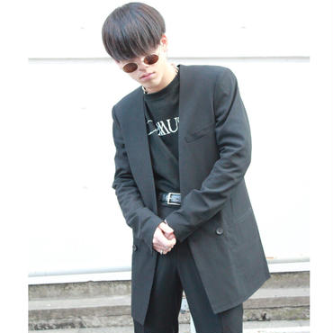 CALLAR-LESS HOMME JACKET【BLK】