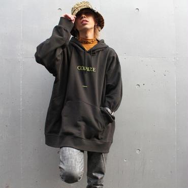 """【入荷】""""COMMUSE"""" LOGO PARKA【BLK】"""
