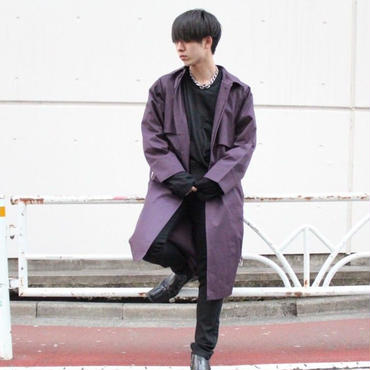 DIVERSITY TRENCH COAT【PPL】