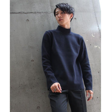 LONGTALL TURTLE KNIT【NVY】