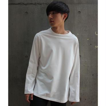 IDEAL CONFIT LONG TEE【WHT】