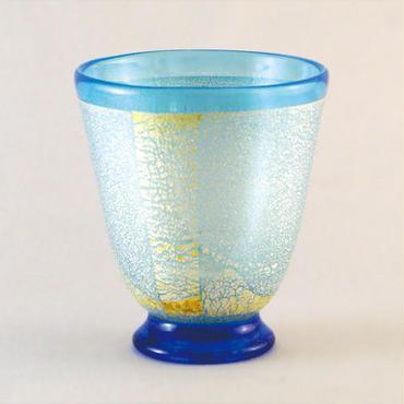 銀彩フリーカップ(アサギ)