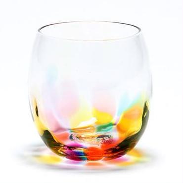 虹色しずく型コップ