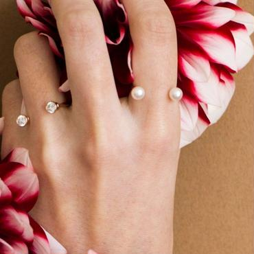 2pearl ring