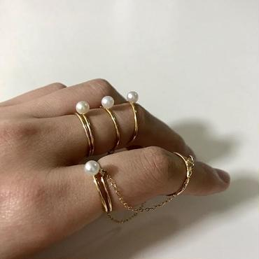 pearl 4 ring