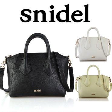 【数量限定】SNIDEL スナイデル ショルダー/ハンドレディースバッグ[SD-02]