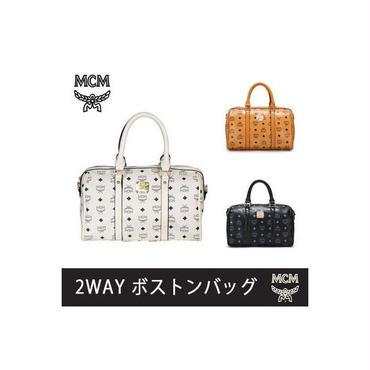 ★大人気★MCMエムシーエム 通勤OLバッグmcm【3色】m-1
