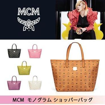 ☆MCMモノグラムショッパ-バッグ6色 mcm [m-5]