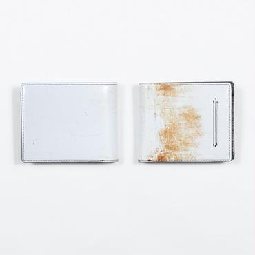苔の塀 二つ折り財布