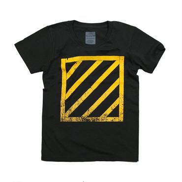 安全地帯デザインTシャツ