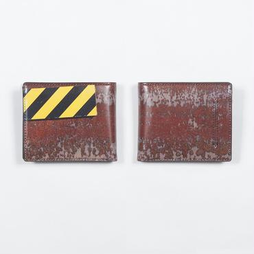 ガードレール 2つ折財布