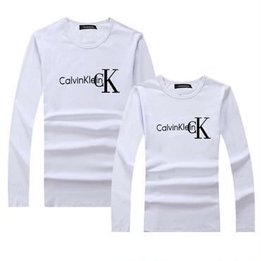大人気 カルバンクライン長袖Tシャツ  スウェット 男女兼用   13