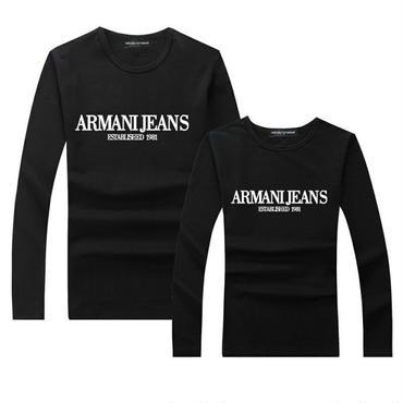 大人気 アルマーニARMANI長袖Tシャツ  スウェット 男女兼用   49