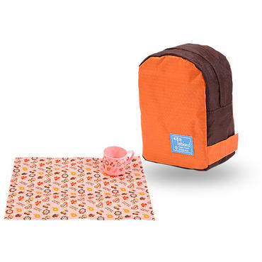 ランチ ポッケ(オレンジ)
