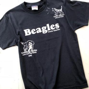 ビーグルイラストTシャツ