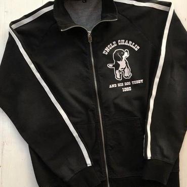 トラックジャケット:ブラックバージョン